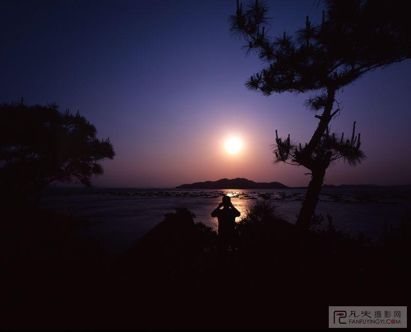 饶平柘林海边 - 潮州自然风光 - 凡夫摄影网-打造最好摄影的图片类网