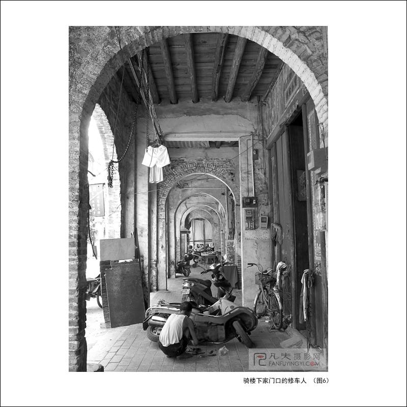 广西北海市有一条老街,来旅游的人一定会到这里逛一逛,因为老街是