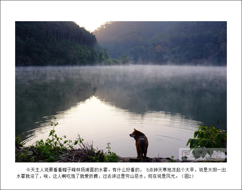 最美山水旺财风景图片