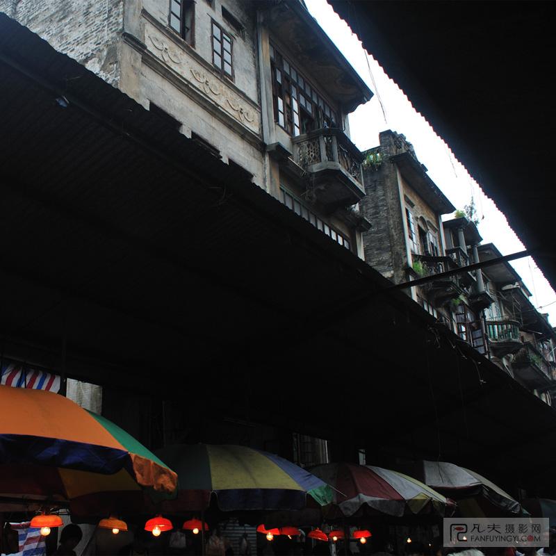 江门水街农贸市场