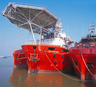海洋工作船