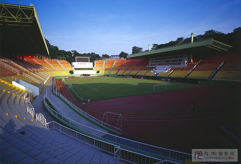 越秀山体育场